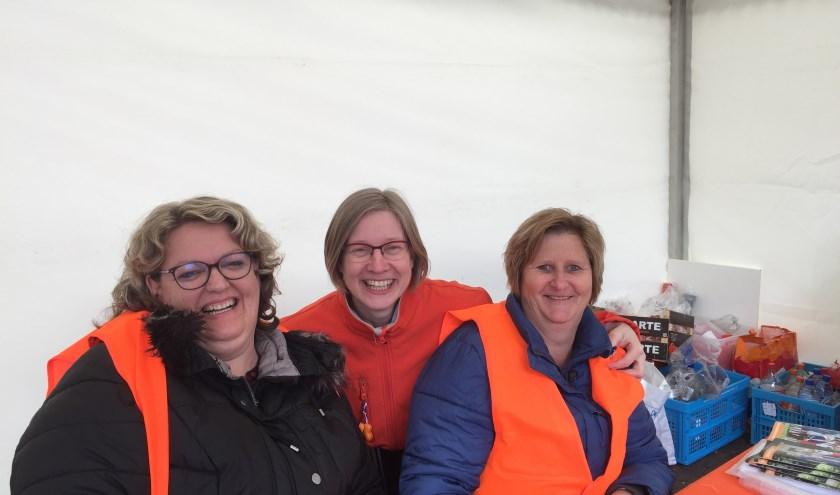 Janita Rohaan is al zes jaar bestuurslid bij de Oranjevereniging in Enter en werft vrijwilligers. Foto: Roselien Slagers.