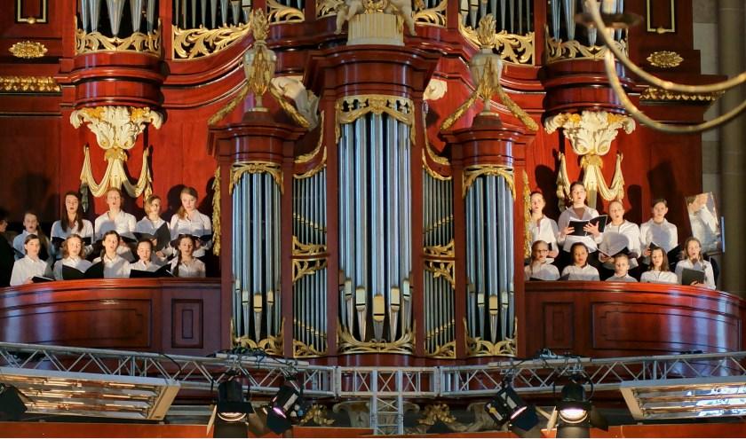 Op 13 april vindt de 55e editie van de Matthäus Passion plaats. Dit jaar ook met medewerking van Koorschool Senta uit Zaltbommel.