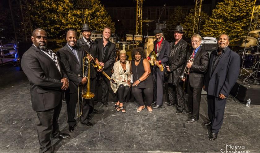 The Original James Brown Band