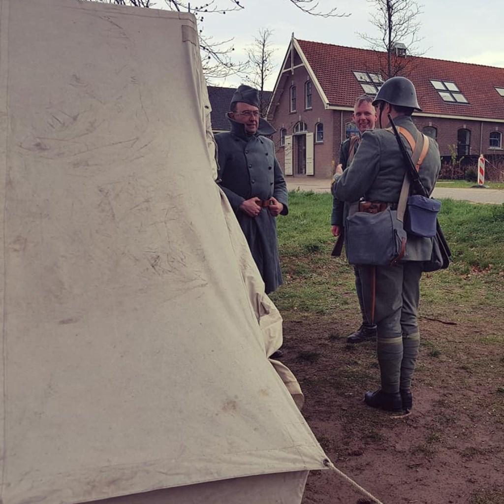 Historische middag bij de Smederij Foto: Jan Brouwer © DPG Media