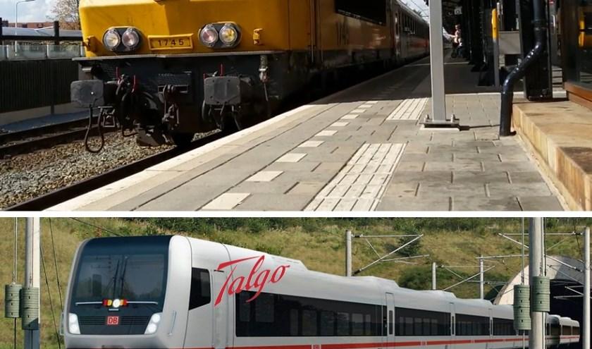 Op het baanvak Berlijn-Amsterdam kan de nieuwe Talgo het hele traject berijden waardoor een loc-wissel in Bad Bentheim (D) niet meer noodzakelijk is