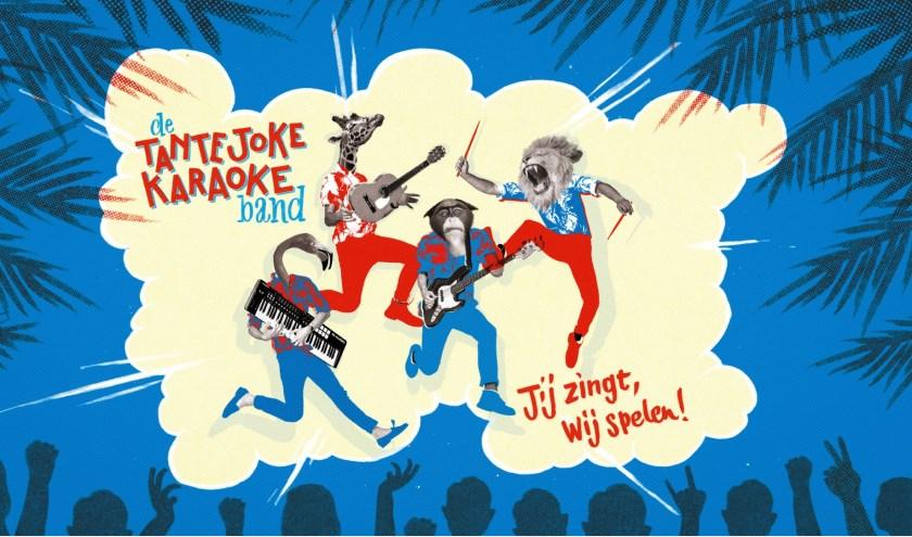 Vrijdag 3 mei opent poppodium FLUOR om 23.00 uur de deuren voor dit live karaokespektakel.