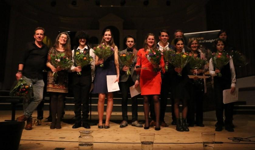 Deelnemers en jury: Douwe Eisenga, Marianne Boer, Ertugrul Aktas, Vera Burm, Julian de Looff, Lise de Munck, Ab Nieuwdorp, Esra Jonckman, André le Clercq, Gisella Bergman, Harm Haverkamp, Evelien de Vries.