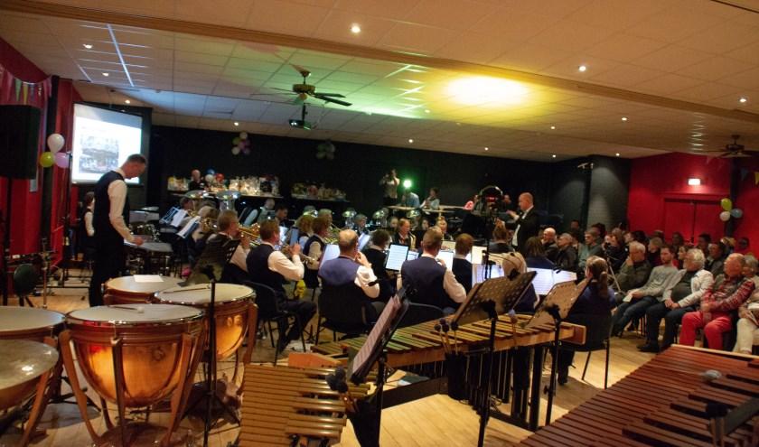 Fanfare orkest Linfano