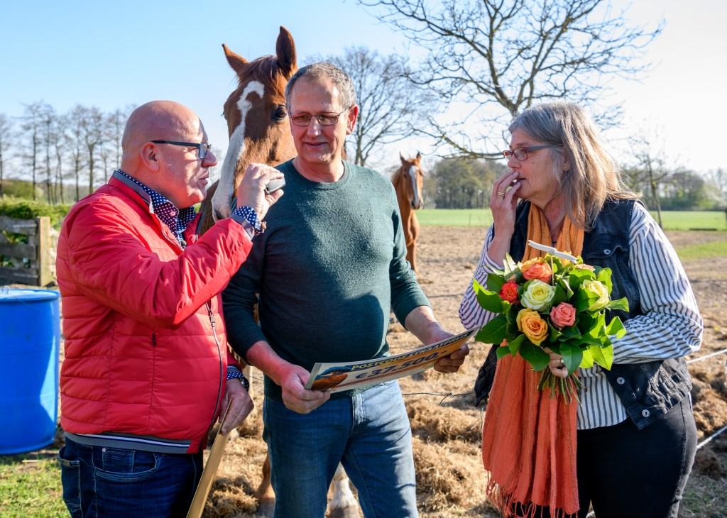 Gerard en Annelies uit Gaanderen. Foto: Roy Beusker fotografie © DPG Media