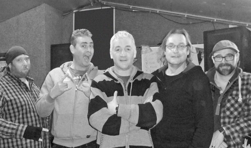 De Zeeuwse rockband Mamilla bestaat dit jaar 25 jaar. Foto: PR Mamilla