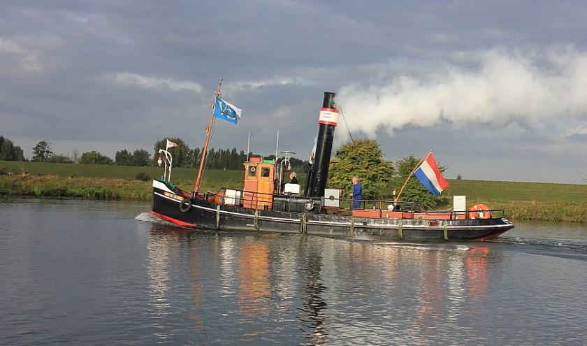 Vanaf vrijdagmiddag 14 juni verzorgen de vrijwilligers van de Jan de Sterke graag weer de rondvaartjes voor u. Foto: Alexandra Smink