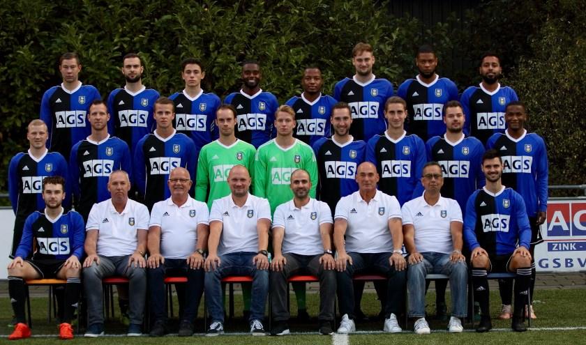 team foto Pelikaan 1