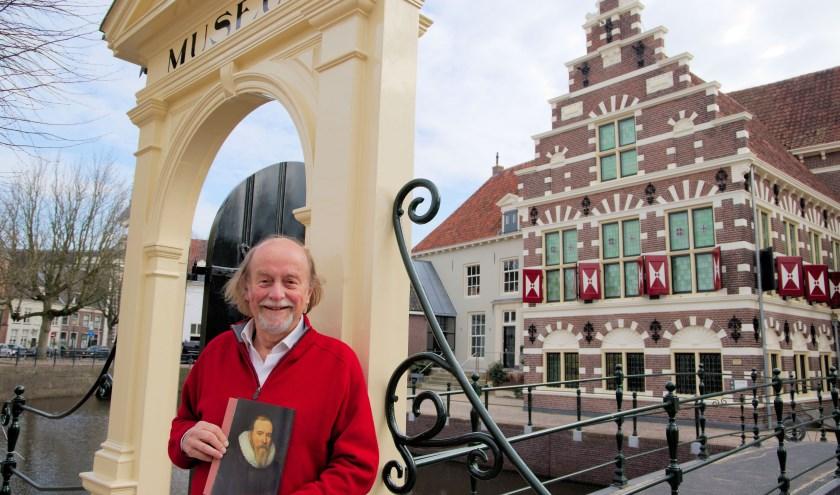 Guido de Wijs is een van de initiatiefnemers voor de herdenkingsactiviteiten.