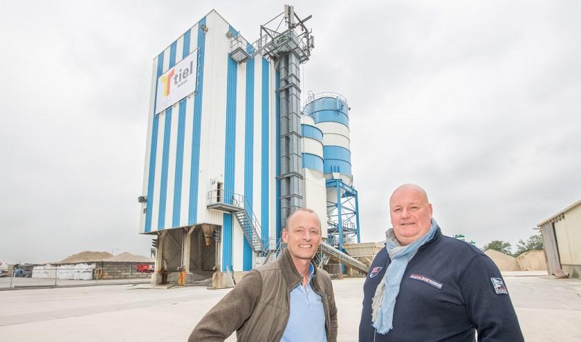 ''Tielbeton wordt een prettig bedrijf om mee te werken, zowel voor klanten als medewerkers'', aldus Van den Broek en Wezenberg.