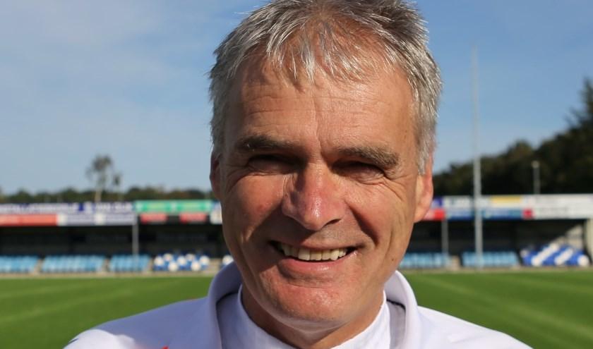 Anton Wennemers gaat verder als trainer bij De Zweef.