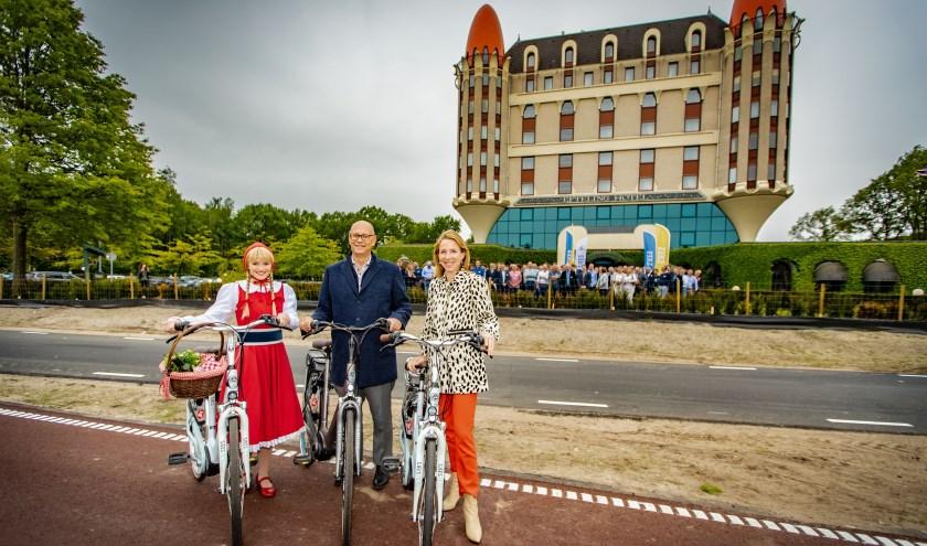 De Efteling is benoemd tot eerste Brabantse Gangmaker en ontving maandag de Sjees Gangmakers Tas.