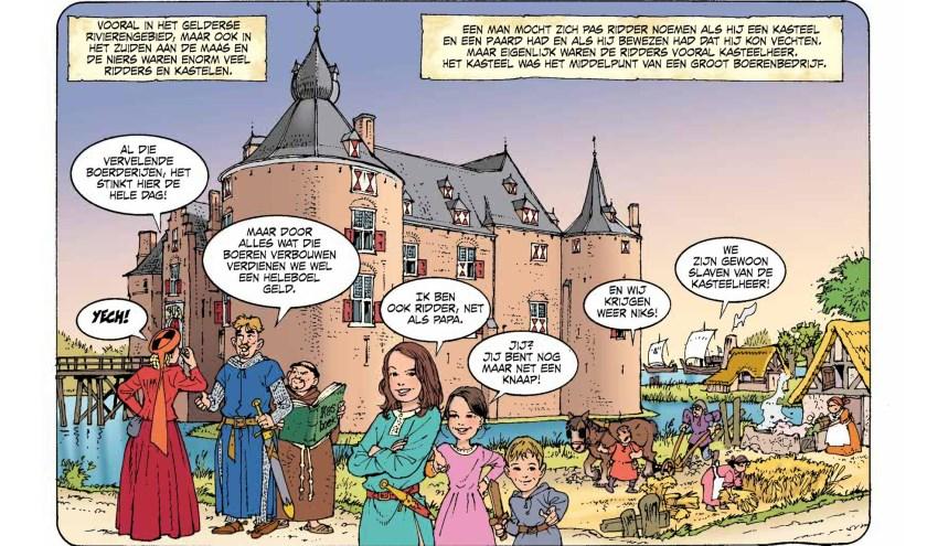 Eeuwenlang was Gelderland een zelfstandig en succesvol vorstendom in het hart van Europa.
