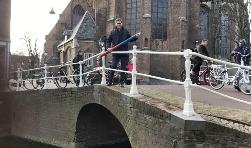 Dijkgraaf Piet-Hein Daverveldt.