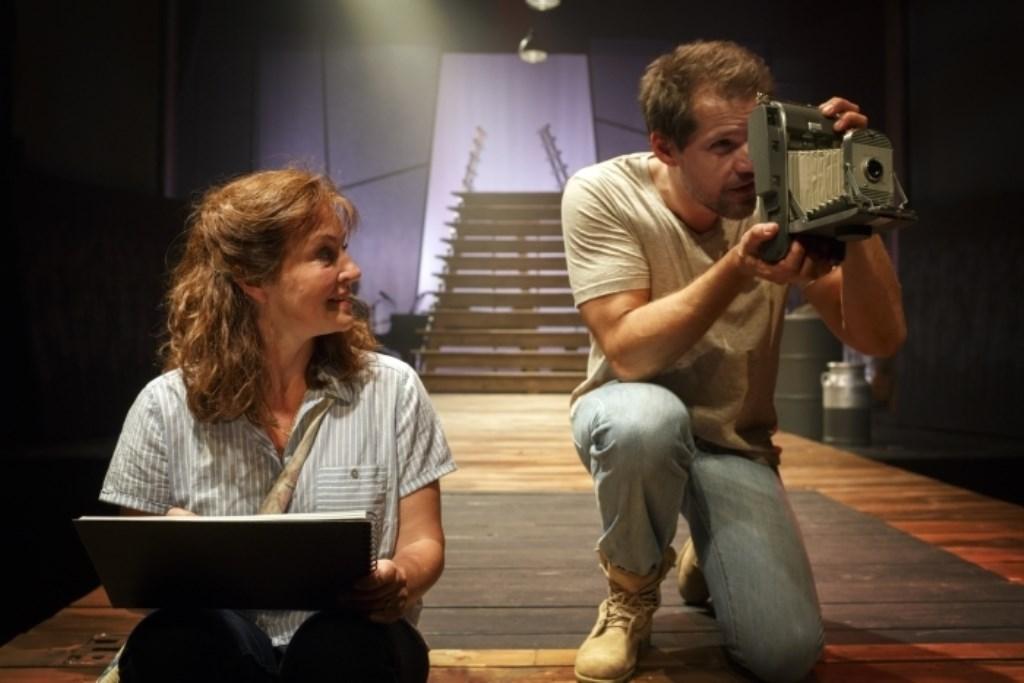 Deze musical is gebaseerd op de gelijknamige film met Clint Eastwood en Meryl Streep.  © DPG Media
