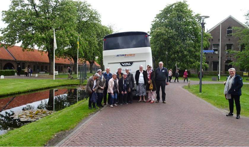 TVO-Ouderenreis met 120 personen naar Het Gevangenismuseum in Veenhuizen