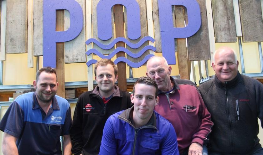 De organisatie van Weteringpop is druk om er ook dit jaar voor jong en oud weer een happening van te maken. Foto: Wendy van Lijssel