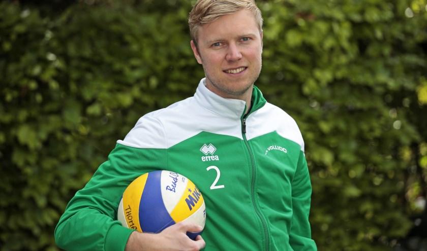 Thomas van der Mooren: speler én fan van Vollido.