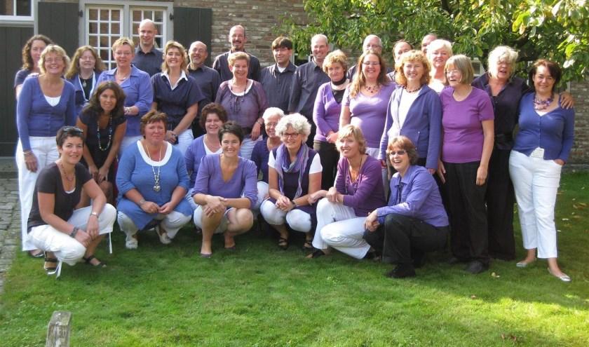 Zanggroep Cascade uit Eindhoven bijt de spits af tijdens het Caratconcert van aanstaande zondag..