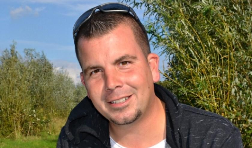 Boswachter Thomas van der Es. (foto: Arco van der Lee)