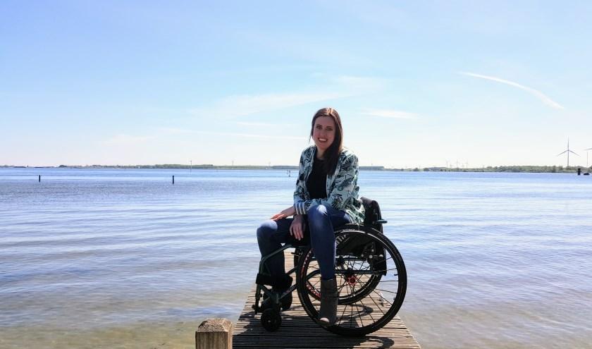Er is nog geen oplossing voor haar aandoening, maar door de diagnose kan Annemarie er nu op anticiperen