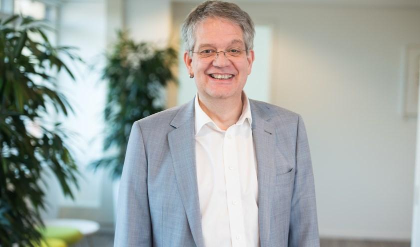 Gemeenteraadslid Harry van Huijstee (PvdA)
