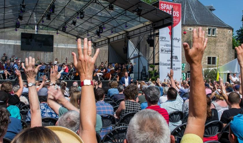Ieder jaar weer verrast het Spanjaardsgat Festival het publiek met verrassende én veelzijdige concerten. Die voor iedereen gratis toegankelijk zijn.
