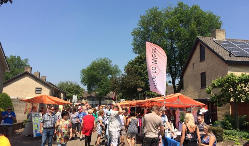 Genoeg te zien tijdens de Pinksterbraderie in Reusel op zondag 9 juni.