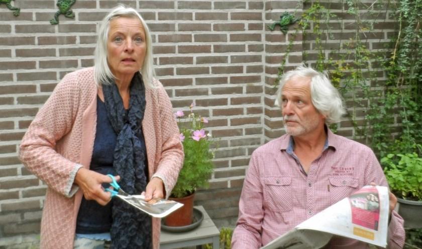 Bij het Alzheimer Café Maarssen is op 21 mei de theatervoorstelling 'Waar ga je heen?' met Theater Aan De Lijn te zien. Eigen foto