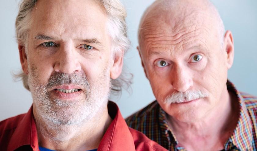 Na het enorme succes van 'Walden' (2016) komen Arjan Ederveen en Jack Wouterse nu met de opvolger, simpelweg 'Zin'.