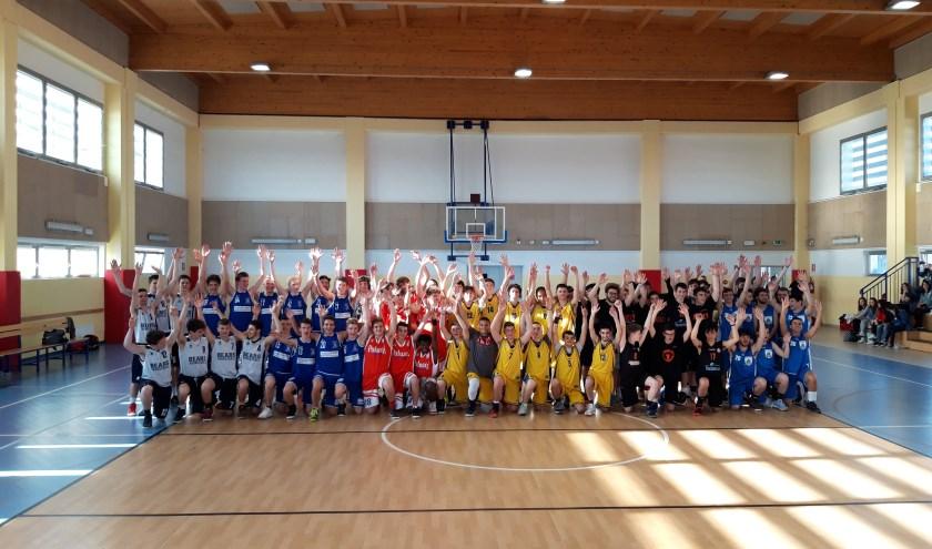Ardito Blue Rebels U20 wonnen het toernooi in Bussolengo (I); een prachtige ervaring en veel basketbalvrienden rijker.