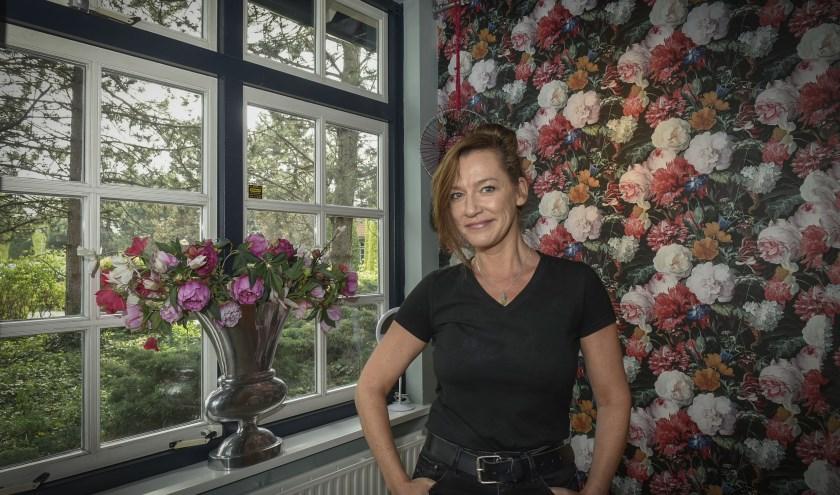 Manja Wunderink wil positieve vibes voor Zoetermeer. Foto: Ronald Stam