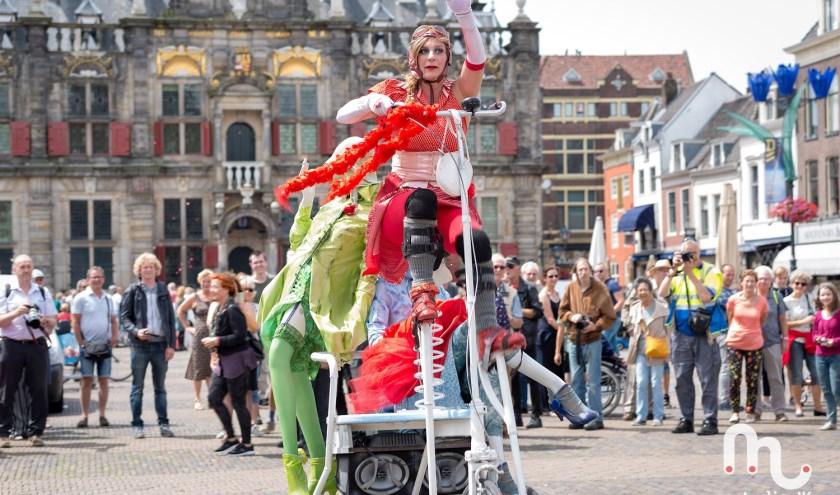De Mooi Weer Spelen van vorig jaar (foto: Ingrid Koenen).