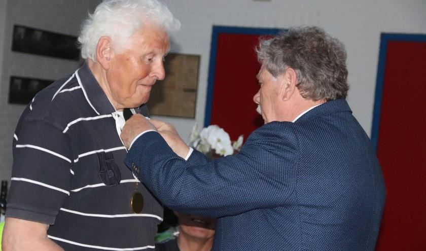 Gradus van Maanen zat 25 jaar in de organisatie van de Culemborgse avondvierdaagse.