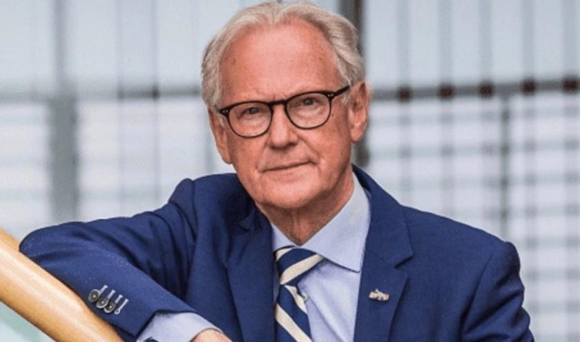 Nu nog is Jan Pieter Lokker de (waarnemend) burgemeester van de gemeente Vijfheerenlanden.