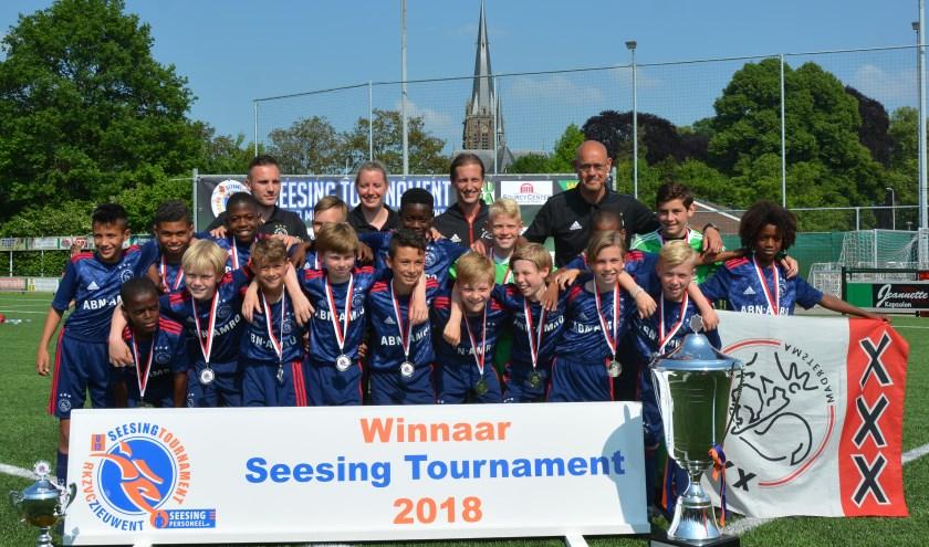 Ajax, de winnaar van 2018