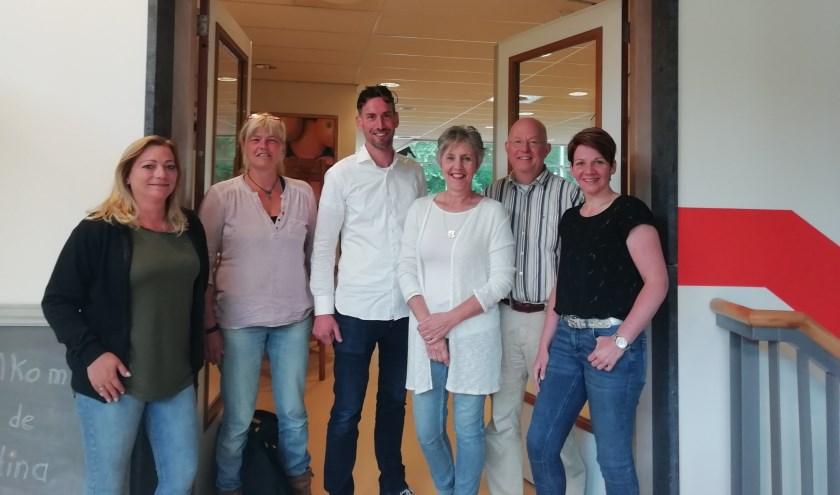 Het team van Grip op Geld. Foto: Marcel Bos