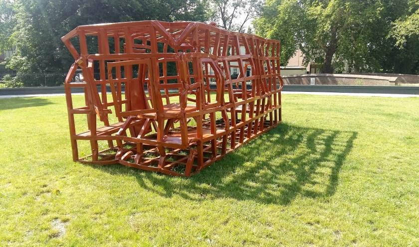 Atelier Van Lieshout, Cage (2017)