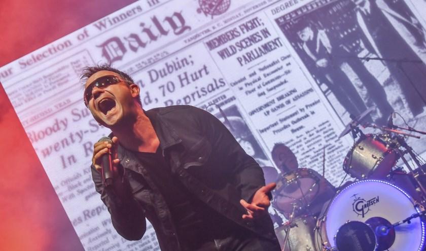 Op zaterdag 29 juni vindt het LEGENDS of ROCK Tribute Festival XL plaats. (Foto: Privé)