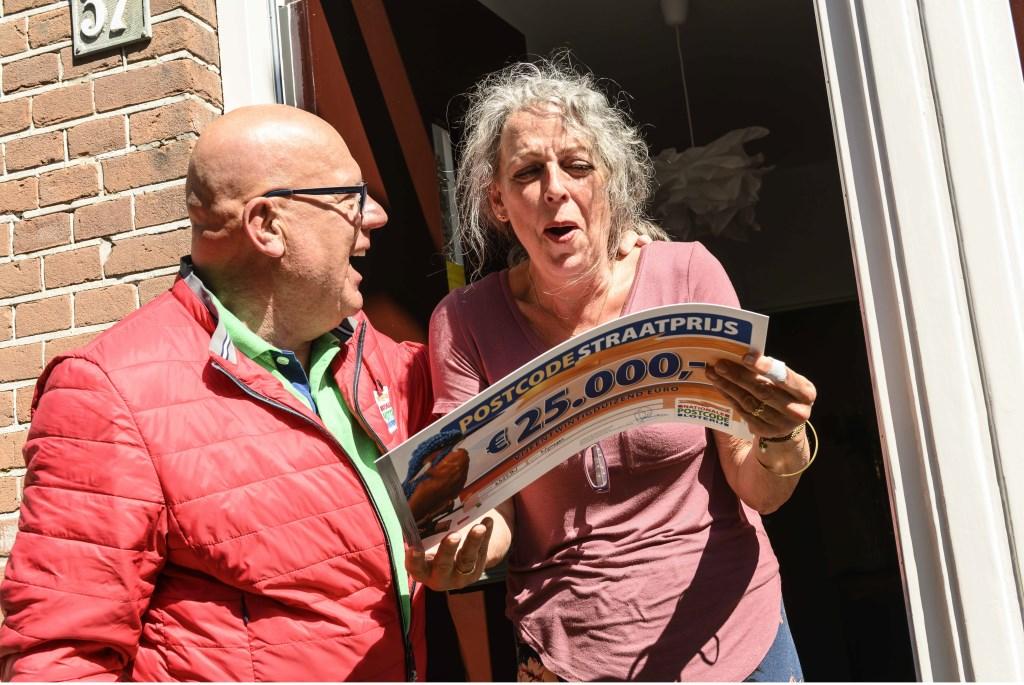 Wies uit Nijmegen wint 25.000 euro met de PostcodeStraatprijs. Jurgen Jacob Lodder © DPG Media