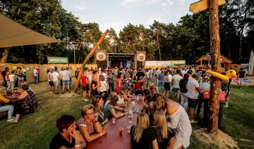 Op muziekgebied is er voor elk wat wils bij De Beer is Los.  Foto: Keunepaparazzi / Gerrit Willems.