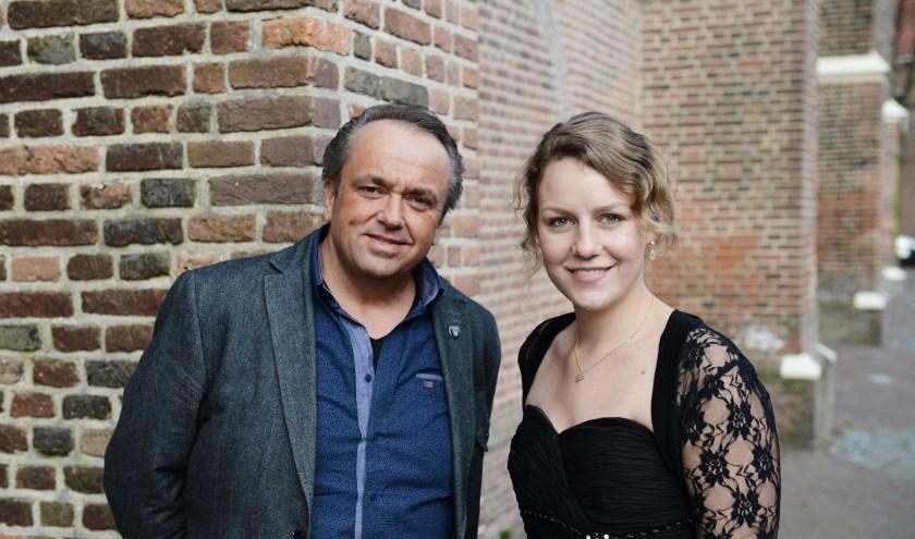 Martin Mans & Carina Bossenbroek