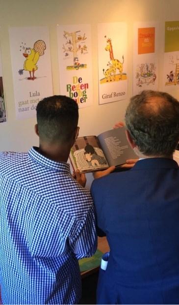 """Pastor Jan Lange: """"Het is van belang de liefde tussen ouder en kind zo goed mogelijk in tact te houden, juist tijdens iemands detentie als de afstand zo groot is."""""""