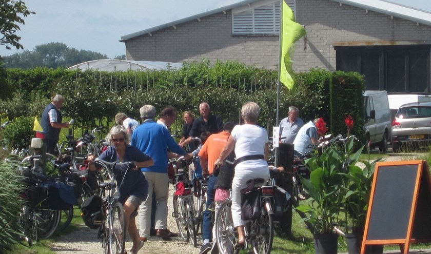 Doe mee aan de fruitfietstocht in Kapelle.