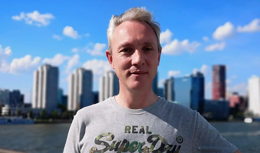 """Paul in 'zijn' Rotterdam: """"Bangalore is booming, het is een beetje het Rotterdam van India. Het is dé IT-hub van India en groeit als kool. Er zijn daar tientallen tophotels die zitten te springen om opgeleid personeel."""""""