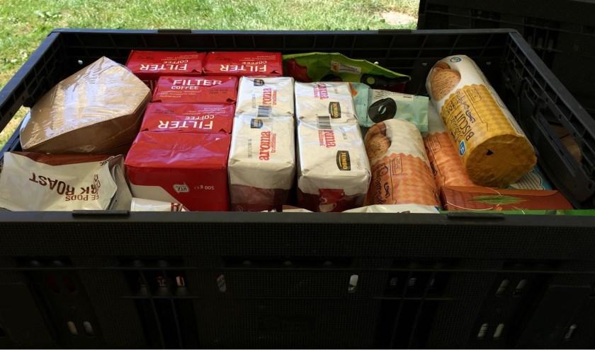 Net als vorig jaar, worden bezoekers van Rosrock opgeroepen om voedsel mee te nemen voor Voedselbank Bommelerwaard. De voedselbank vraagt om houdbare producten.