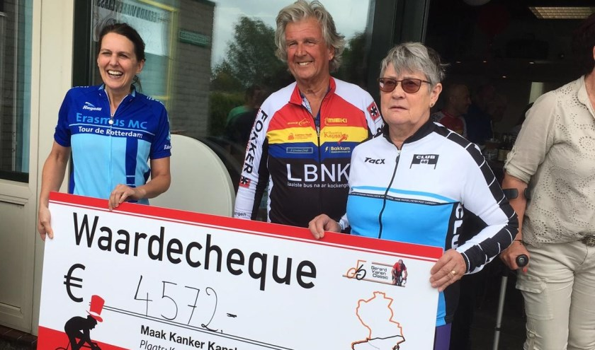 De opbrengsten gaan naar het Daniel den Hoed Fonds. (Foto: Privé)