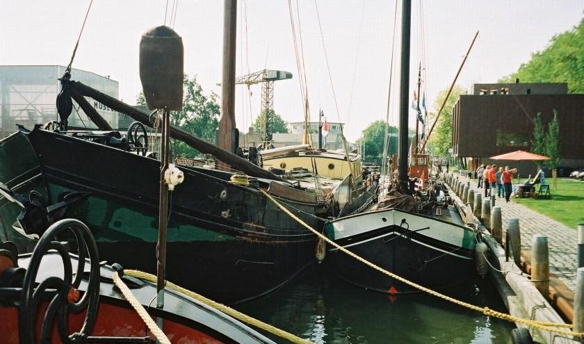 De Museumwerf Vreeswijk is een plek bij uitstek om te kunnen fotograferen. Foto: Museumwerf.
