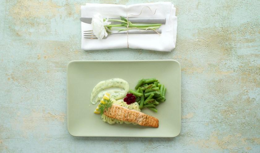Een koelversmaaltijd is een vers gekookte eenpersoons maaltijd. Eigen foto