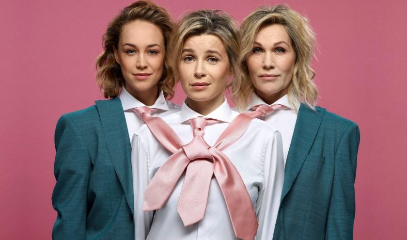 'Mijn man begrijpt mij niet' met Victoria Koblenko, Anouk Maas en Tanja Jess